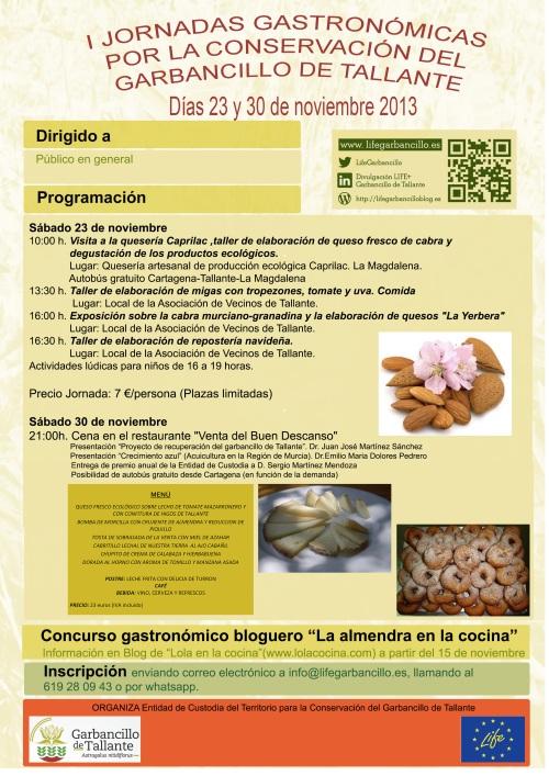 I_Jornadas_Gastronomicas