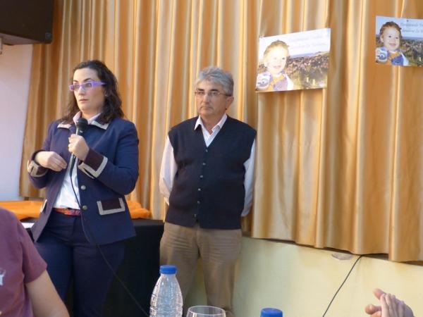 Presentación de la Cabra Murciano-Granadina, La Yerbera (2)