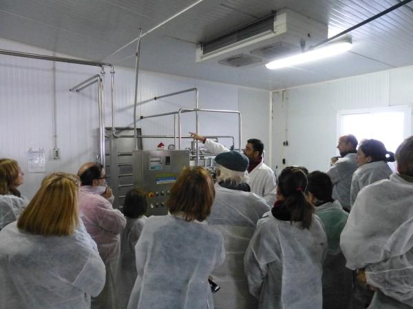Visita a la quesería Caprilac (14)