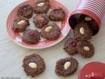 3. Pastelitos de boniato, chocolate y almendras