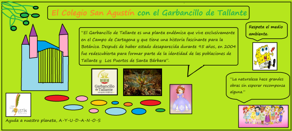 Garbancillo de Tallante 2º ESO