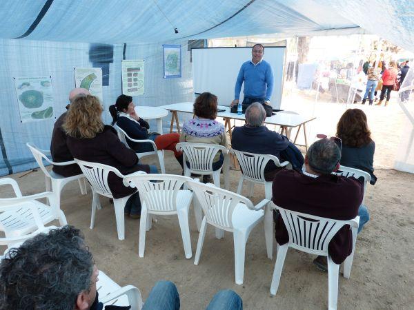 Charla sobre Custodia del Territorio y beneficios ecosistémicos