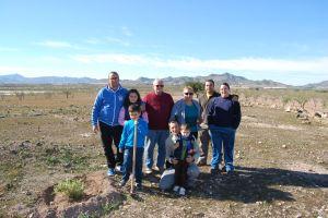 Final del trabajo, ya tenemos el garbancillo de Tallante en La Aljorra. Buen trabajo y excelente contribución a sensibilización sobre la necesidad de conservar