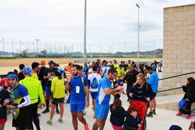 Participantes en el Trail disfrutaron de una gran jornada de deporte y medio ambiente